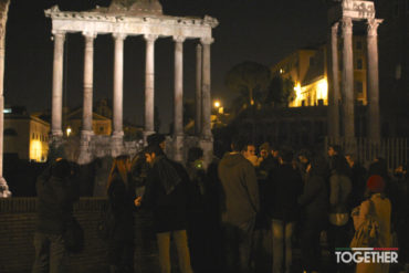 Together Night tour of Rome