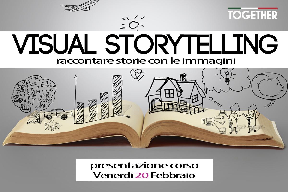 corso di visual storytelling