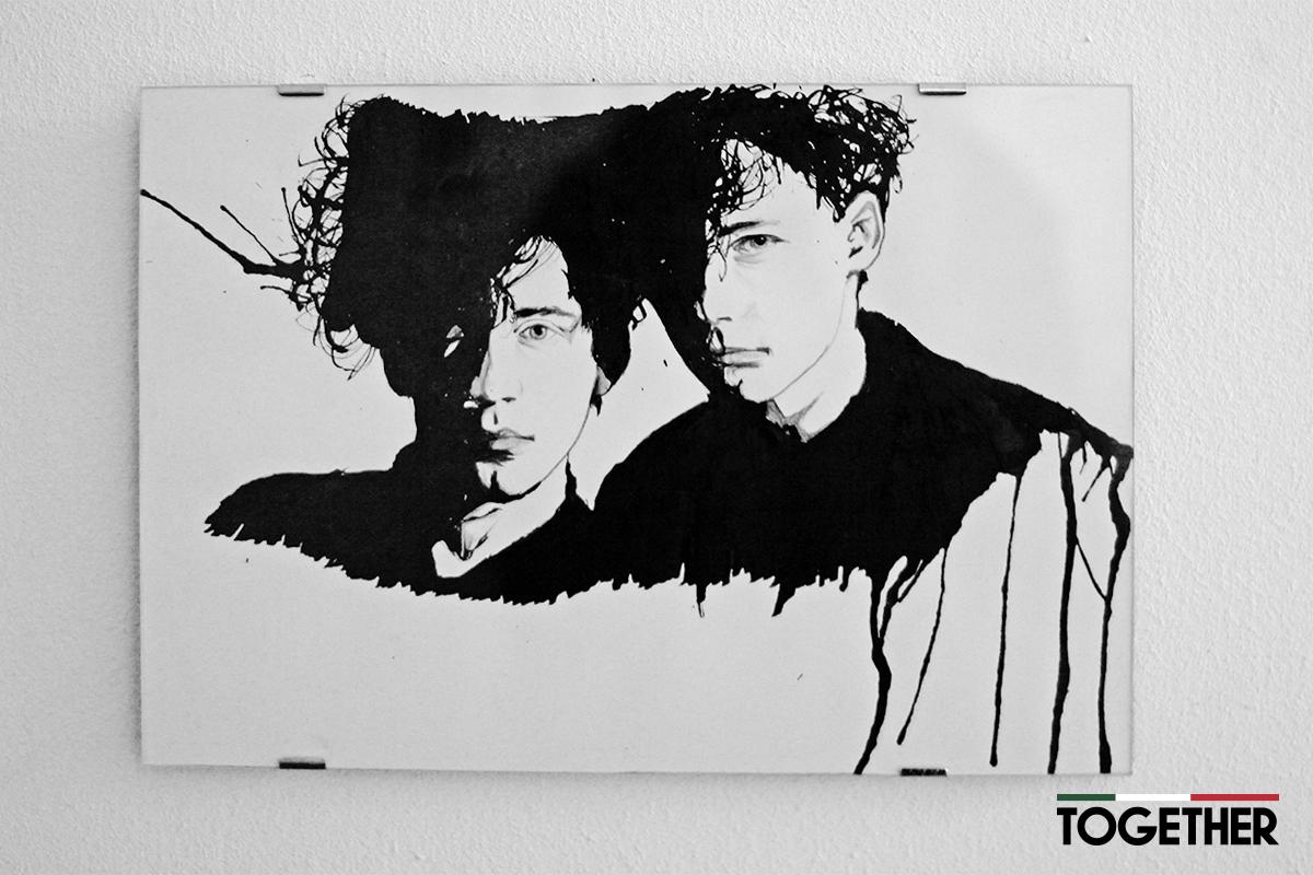 Jesus and Mary Chain, disegni di Alice Belfiore in mostra a Together