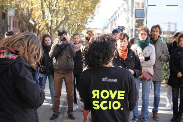 Street Art tour Rovescio - Roma