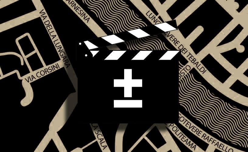 Caccia al tesoro cinematografica nei vicoli di trastevere