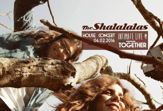 the shalalalas live together concerti roma