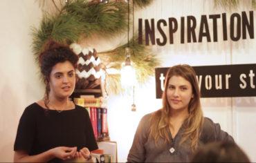 Arianna e Veronica attraversano il Sud America a piedi e girano un documentario