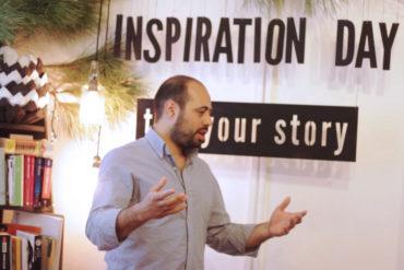 Ivan Granito app Indigènio Inspiration Day 2016 Together Roma